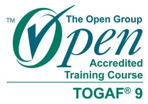 Das TOGAF® 9 Training der The Unit Company ist von The Open Group akkreditiert.