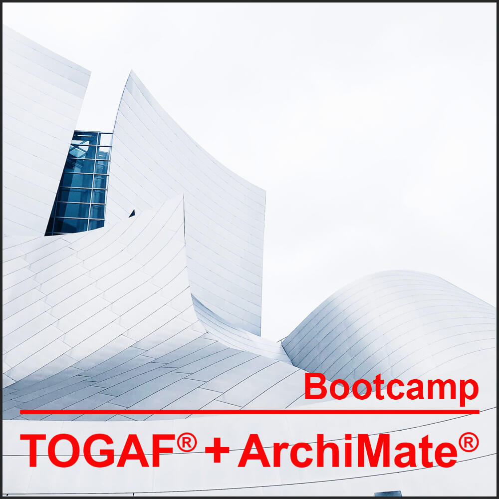 Bootcamp TOGAF® and ArchiMate® training