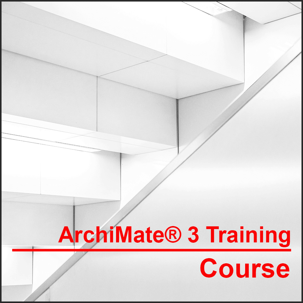 ArchiMate® 3 Training Course (Classroom) The international graphical language for enterprise architecture modelling. We get you certified within 3 days!
