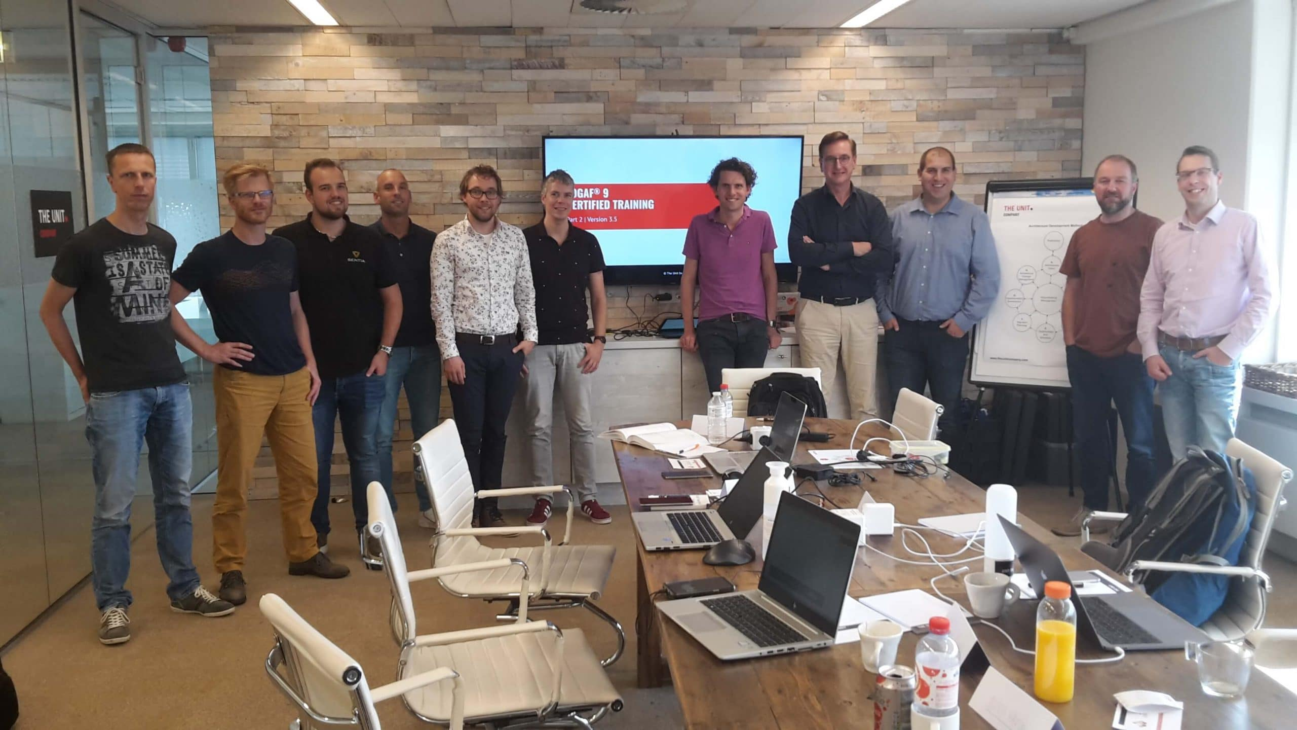 Succesvolle TOGAF® 9.2 Zomertraining
