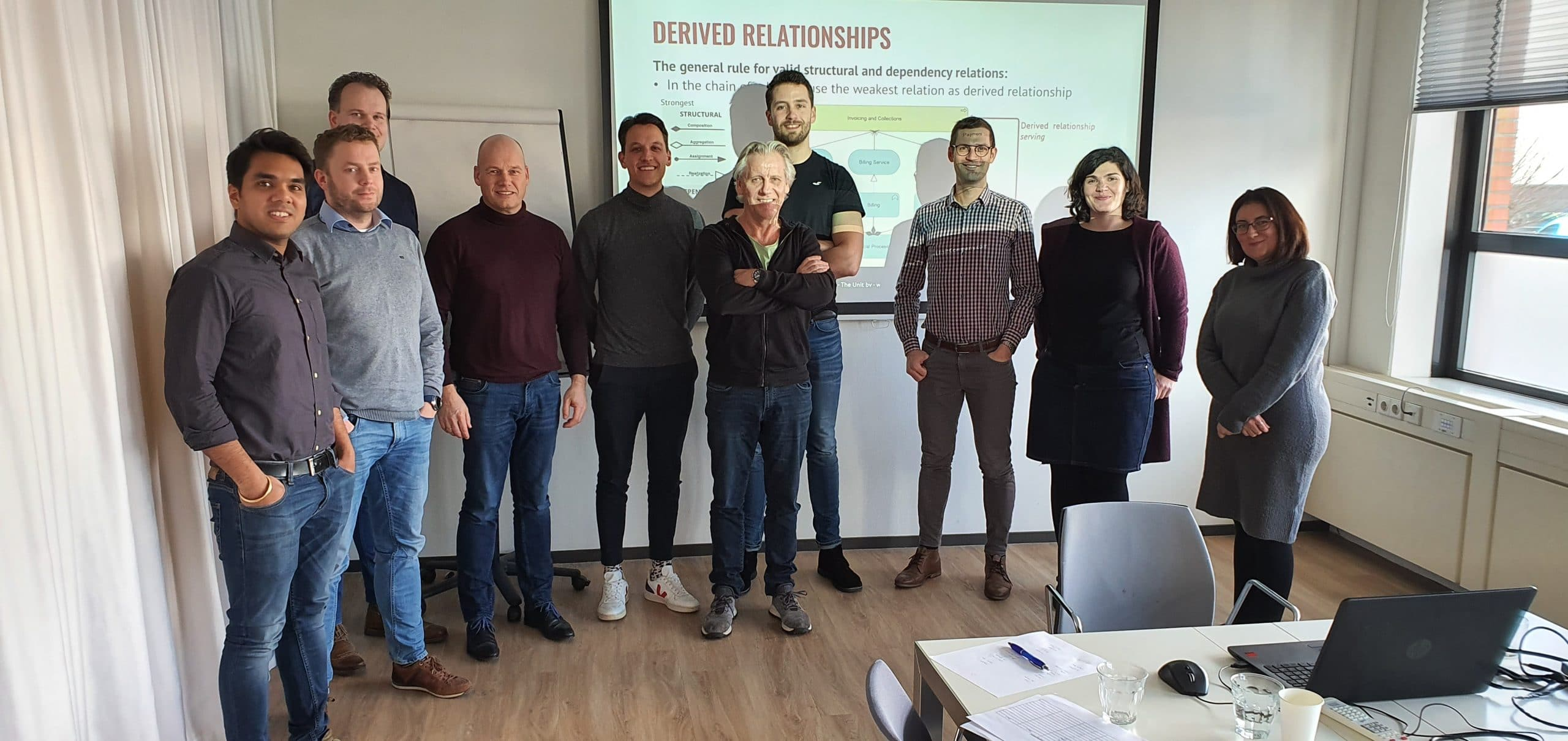 ArchiMate® training March 2020 Utrecht ArchiMate Training